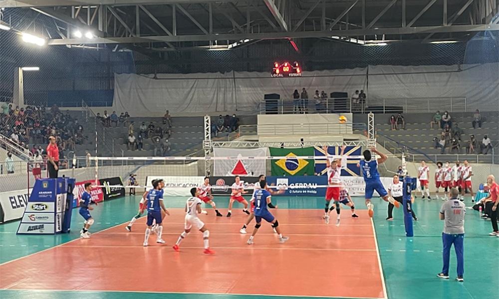 Minas Tênis Clube Olympico Blumenau Campeonato Mineiro de vôlei masculino