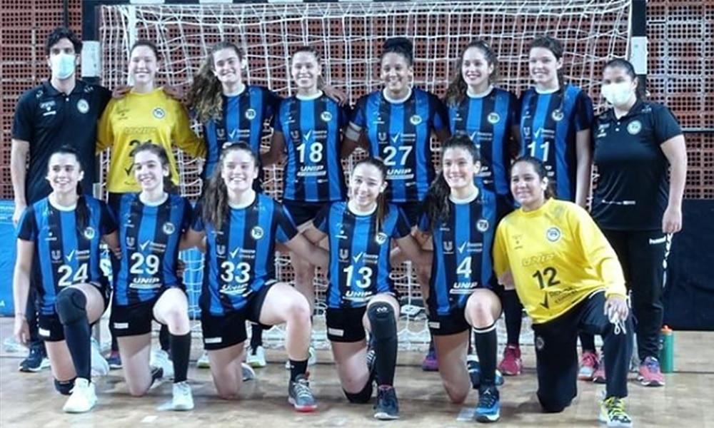 Pinheiros Liga Nacional handebol feminina