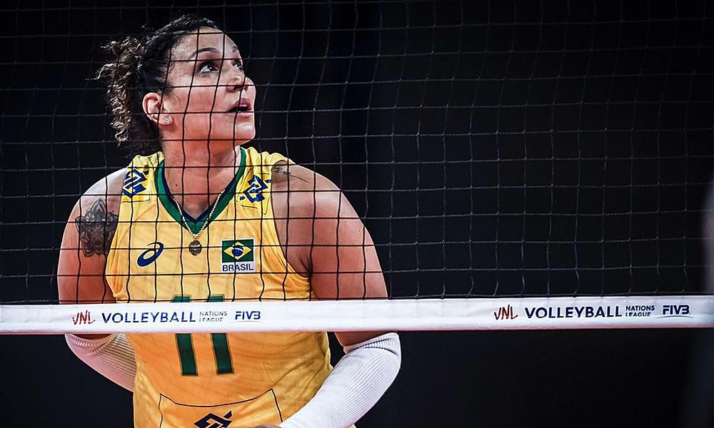 Tandara Caixeta seleção brasileira de vôlei feminino doping