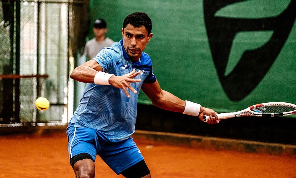 Thiago Monteiro Challenger de Braga tênis ITF