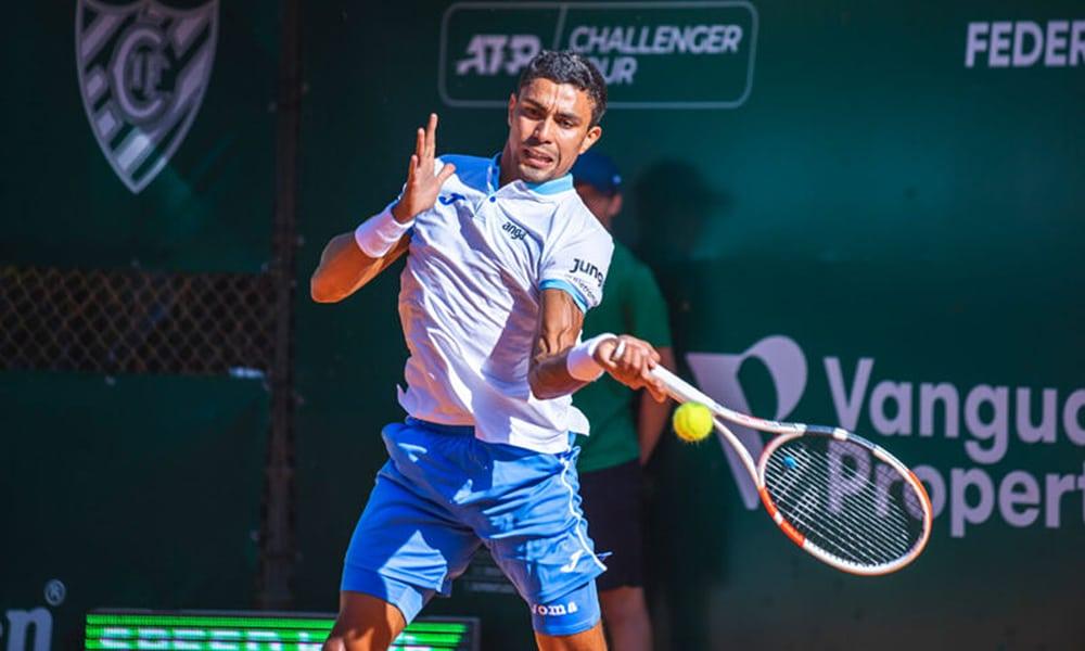 Thiago Monteiro Challenger de Lisboa estreia Portugal tênis Challenger de Buenos aires