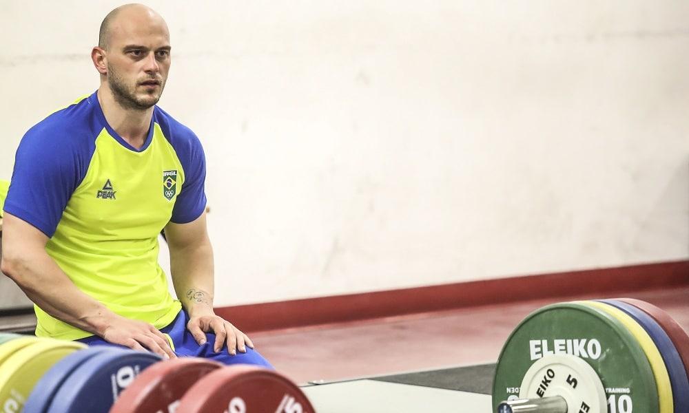 levantamento de peso Campeonato brasileiro