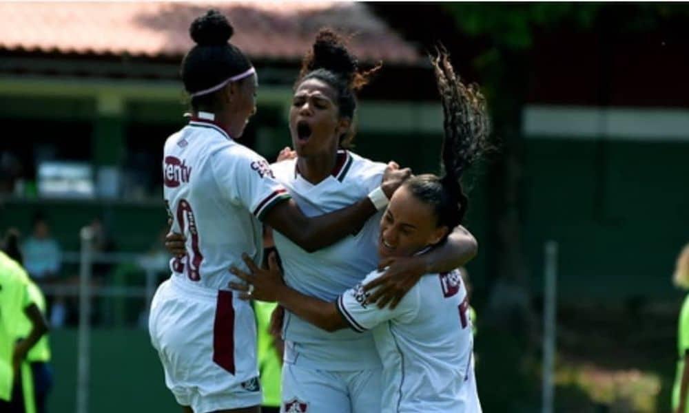 2 Fluminense Campeonato Carioca Feminino