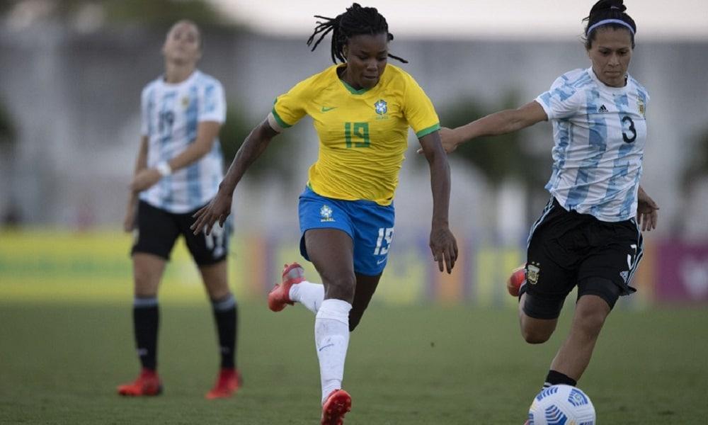 Ludmila seleção brasileira feminina