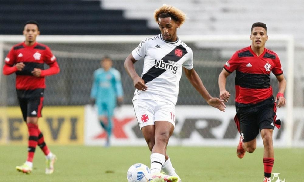 Vasco Flamengo Campeonato brasileiro sub-20