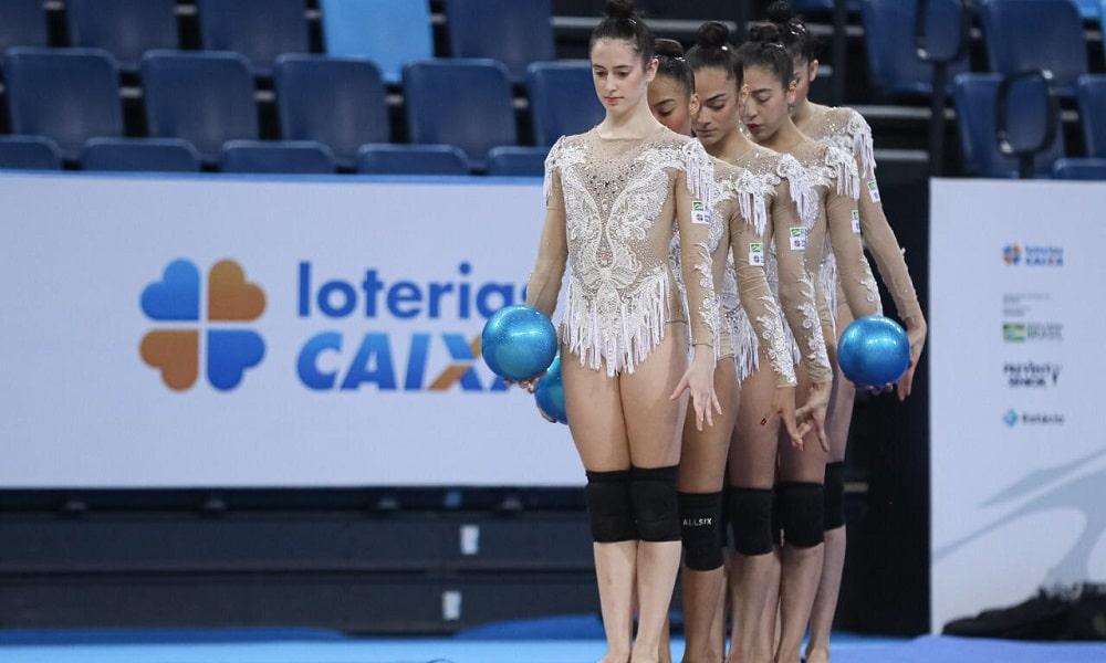 seleção brasileira de ginástica rítmica