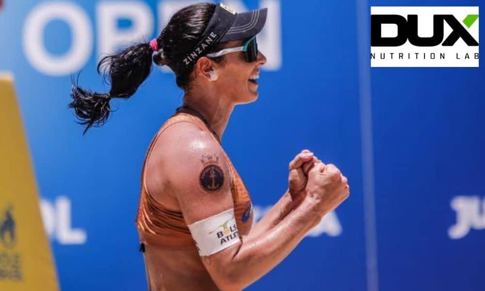 Ágatha Rippel - 1000 vitórias - Circuito Brasileiro de Vôlei de Praia