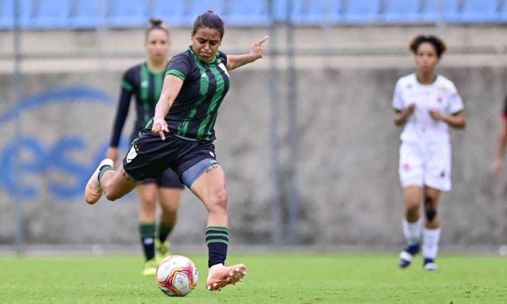 América-MG x Ipatinga - Campeonato Mineiro de futebol feminino