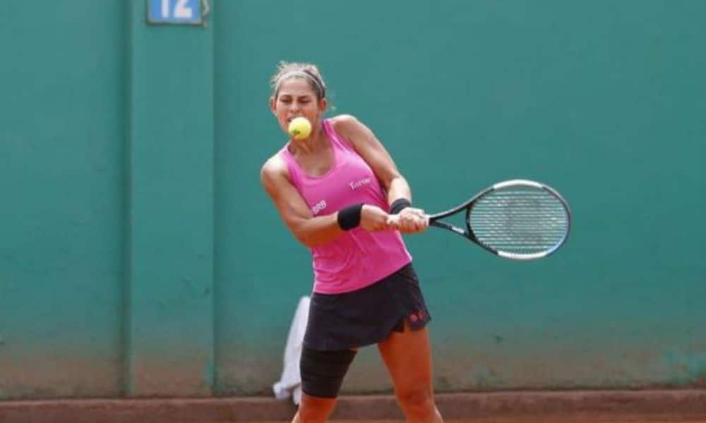 Carol Meligeni - ITF de Lima - Divulgação