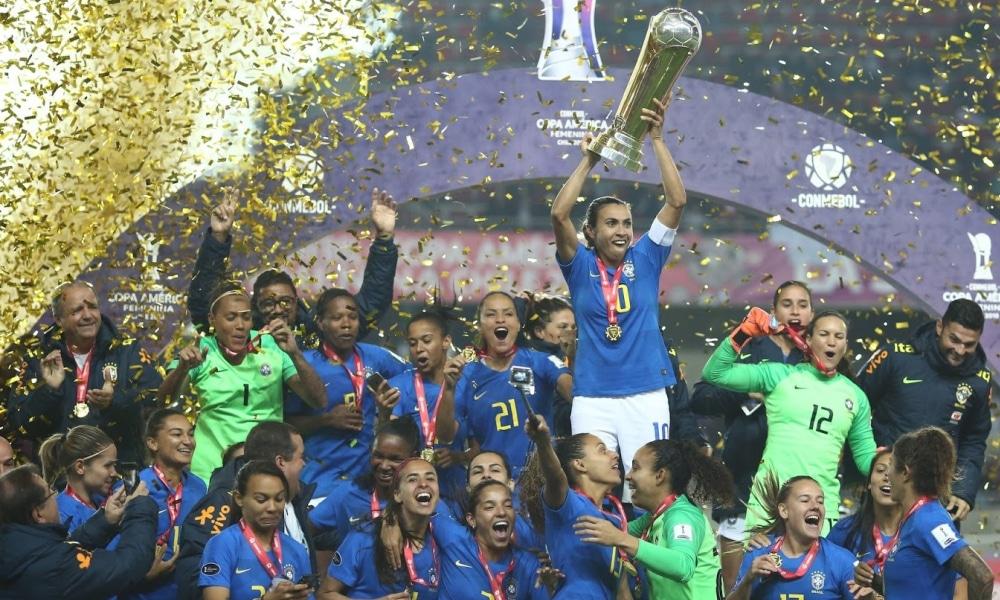 Copa América Feminina de 2022 será realizada na Colômbia