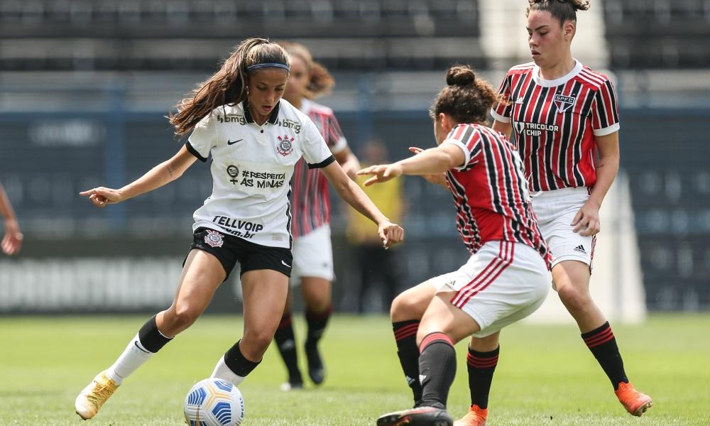 Corinthians e São Paulo duelam na final do Brasileirão Feminino Sub-18