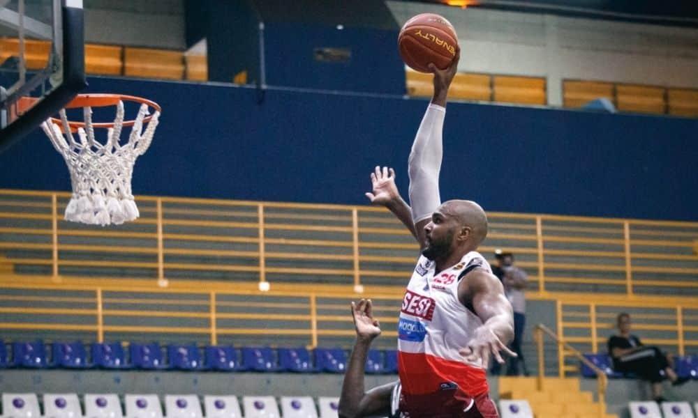 Franca x Mogi - Paulista masculino de basquete