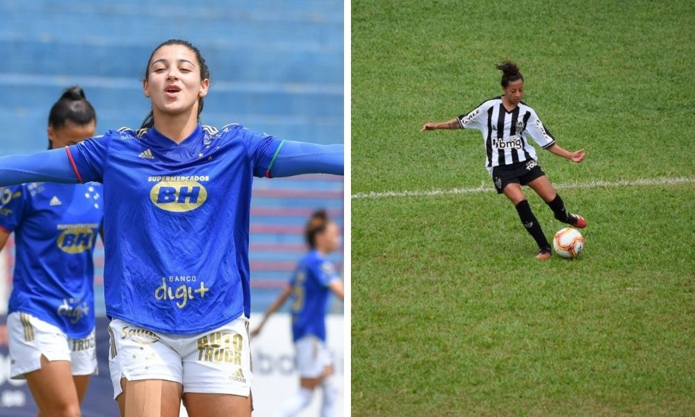 Cruzeiro e Atlético-MG vencem no Mineiro feminino de futebol