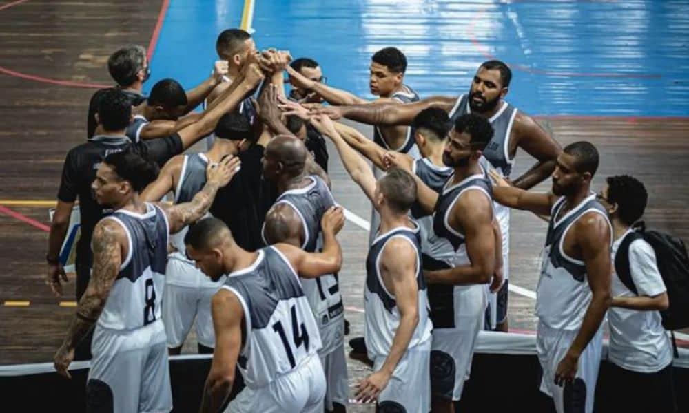 Carioca de basquete masculino