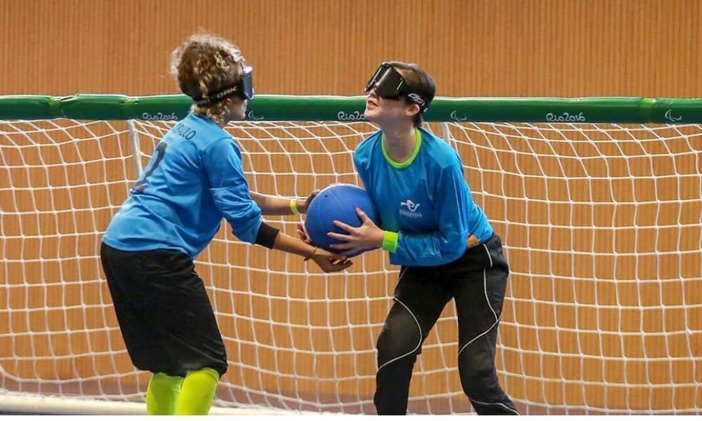Aulas da Escola Paralímpica de Esportes do CPB