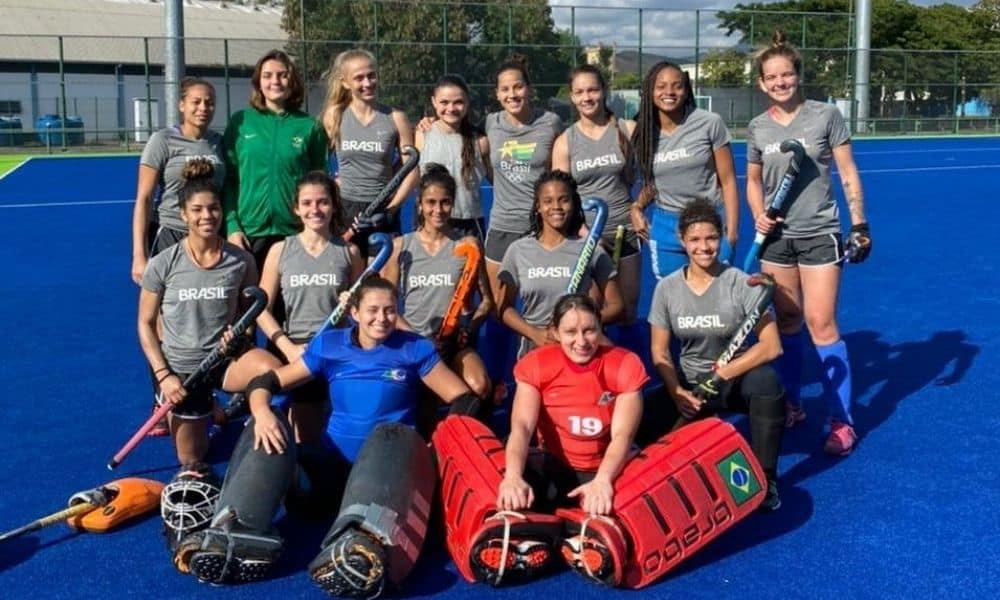 Brasil Challenge Pan-Americano feminino de hóquei sobre a grama