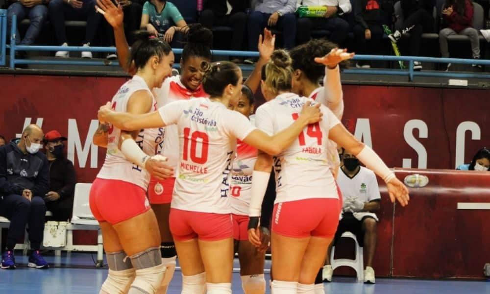 Osasco X Barueri - Semifinal Paulista feminino de vôlei