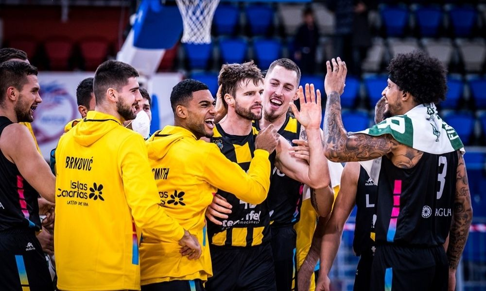 huertas champions league basquete tenerife