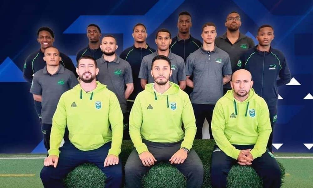 seleção brasileira Mundial de boxe masculino sérvia