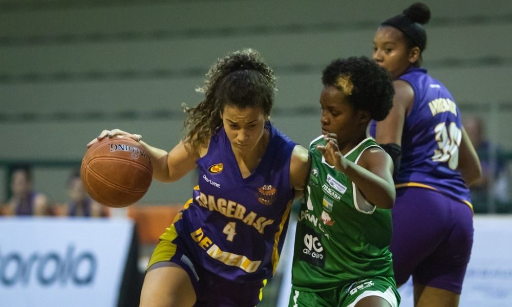 brasileirão basquete feminino conferência delcy