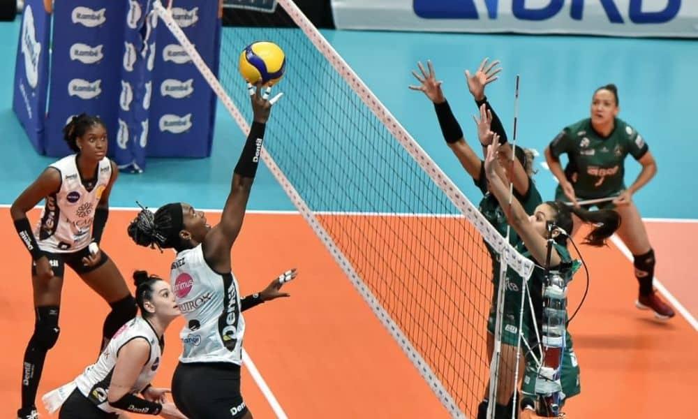 Praia Clube Brasília mineiro vôlei feminino