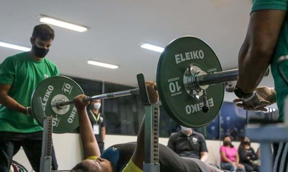 meeting brasília halterofilismo
