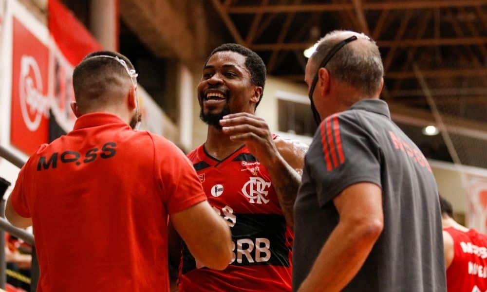 Flamengo União Corinthians Brandon Robinson