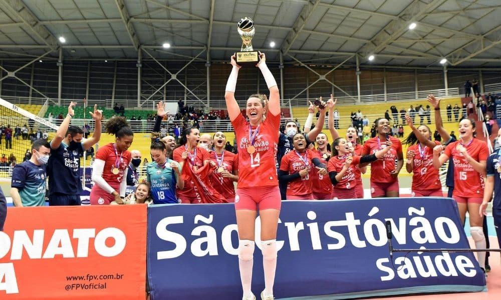 Osasco vence Barueri e é campeão Paulista feminino de vôlei