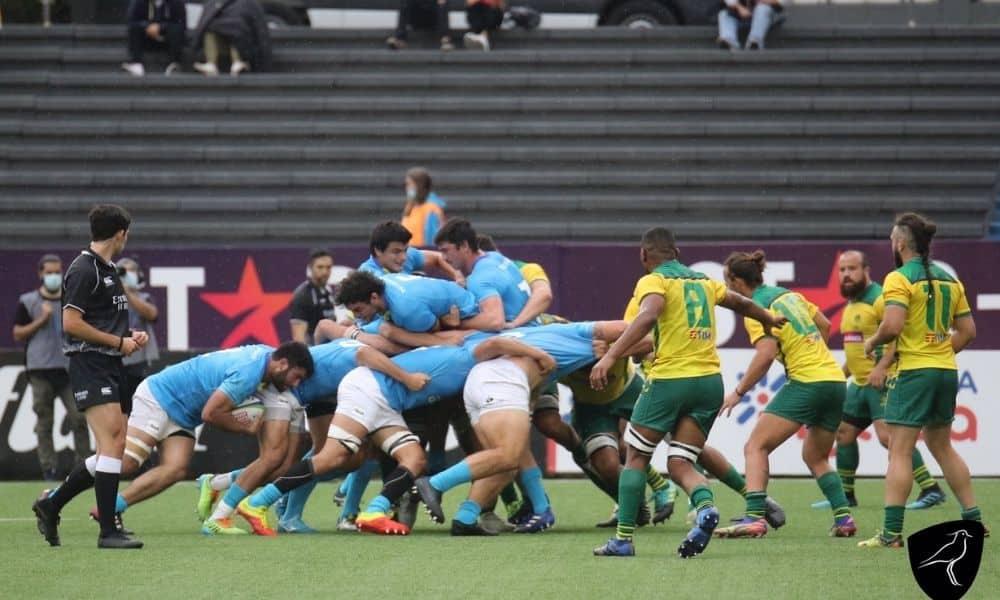 Brasil x Uruguai - Americas Pacific Challenge