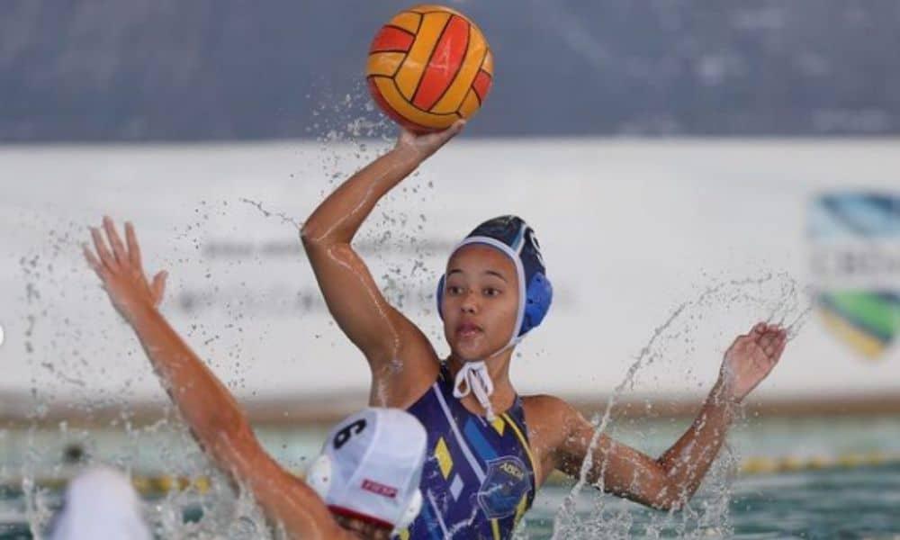 Brasileiro sub-18 de polo aquático