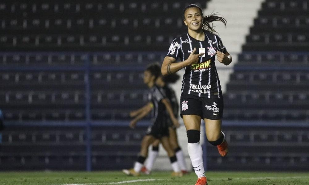 Santos Corinthians Paulista feminino