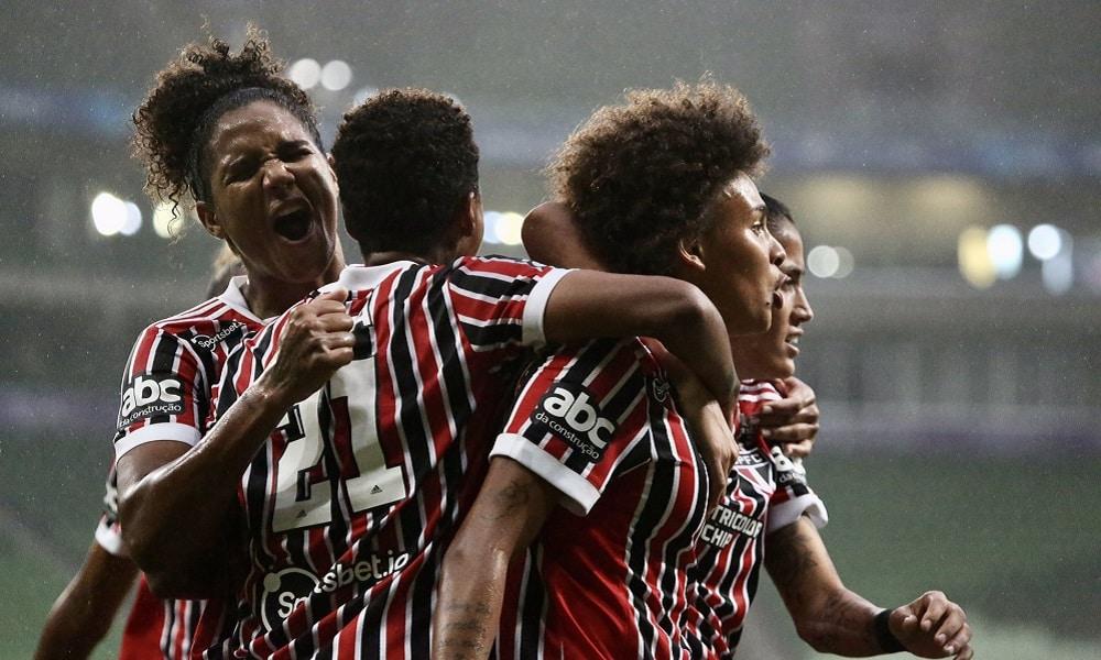 São Paulo Palmeiras Paulista feminino de futebol