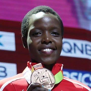 Agnes Jebet Tirop quenia atletismo