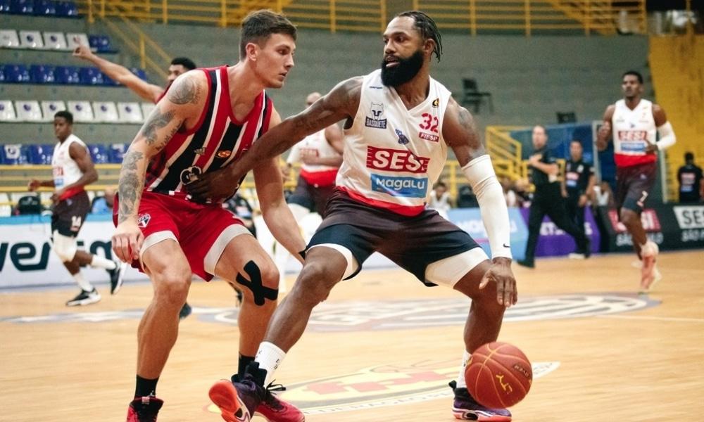 Franca e São Paulo duelam na final do Paulista de basquete masculino