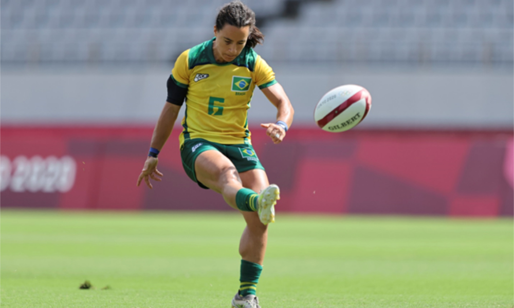 Izzy Cerullo participará da primeira liga profissional de rugby sevens dos EUA