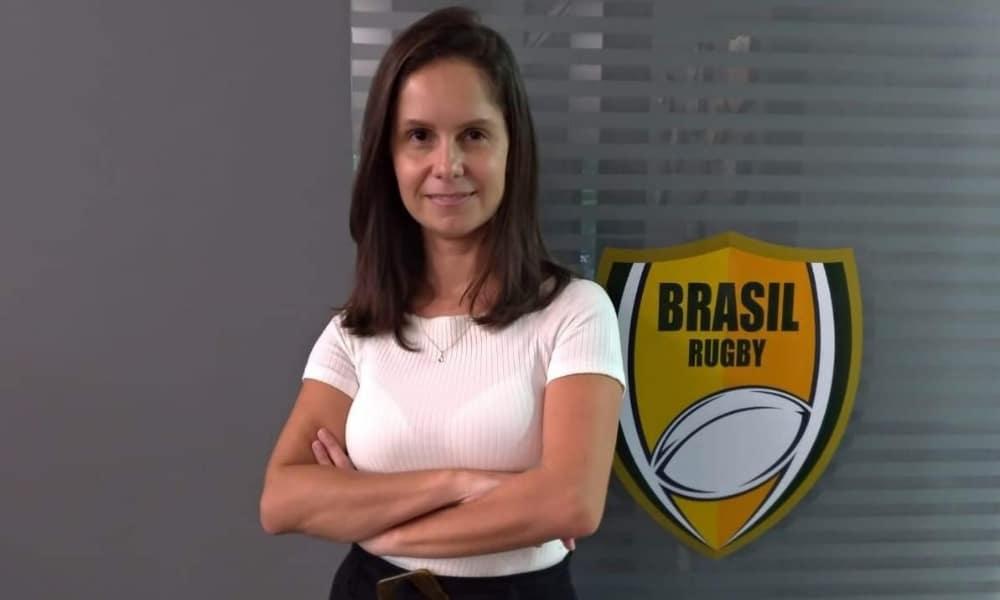 Liderada por Mariana Miné, CBRu aposta na criação do rúgbi XV feminino e da base