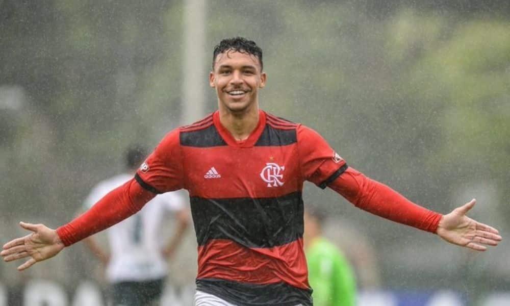 Matheus França - Flamengo x Palmeiras - Copa do Brasil Sub-17 - semifinal