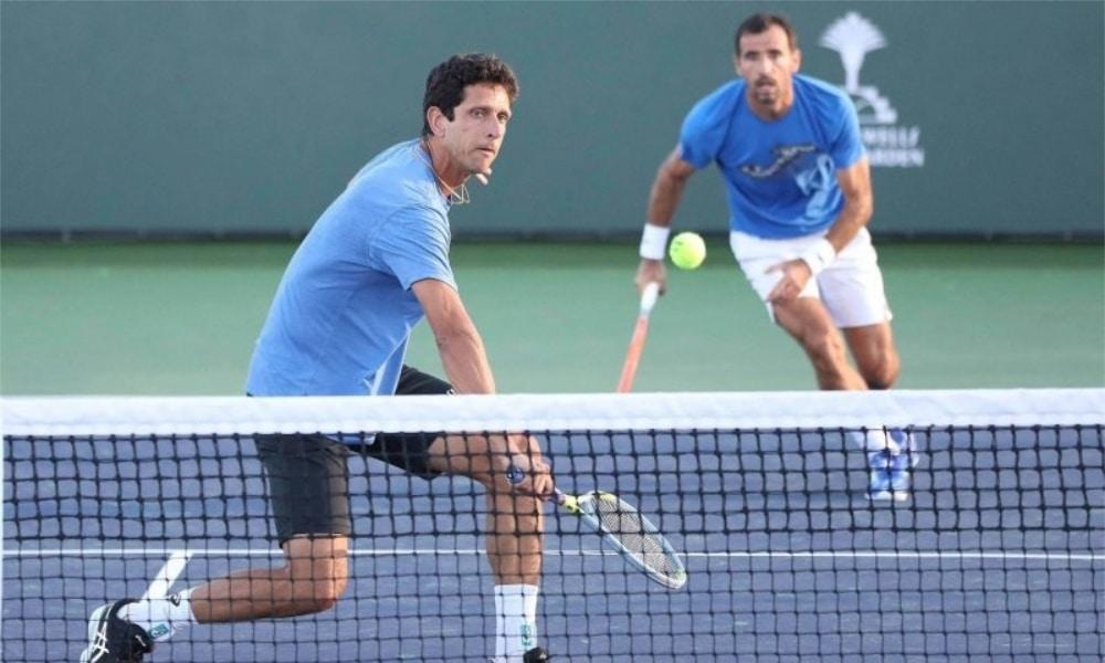 Marcelo Melo e Ivan Dodig são eliminados na semifinal de Indian Wells