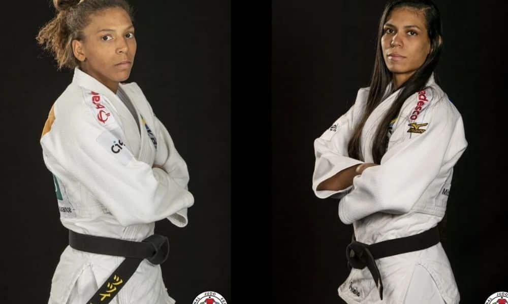 Na volta da às competições, Rafaela Silva enfrenta Jéssica Pereira