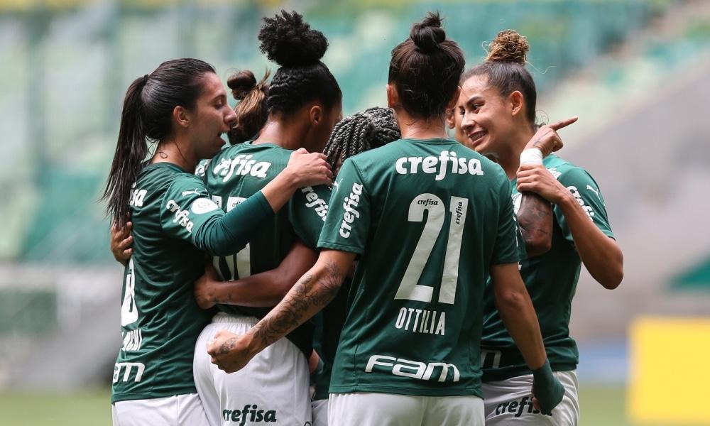 Palmeiras São José Paulistão Feminino paulista feminino nacional