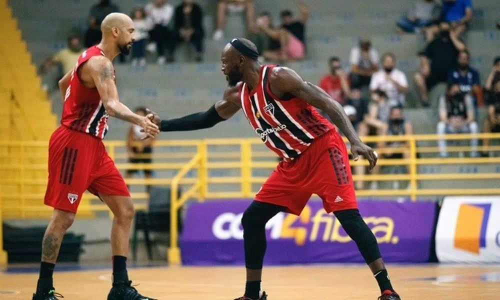São Paulo bate o Franca na 1ª final do Paulista de basquete masculino