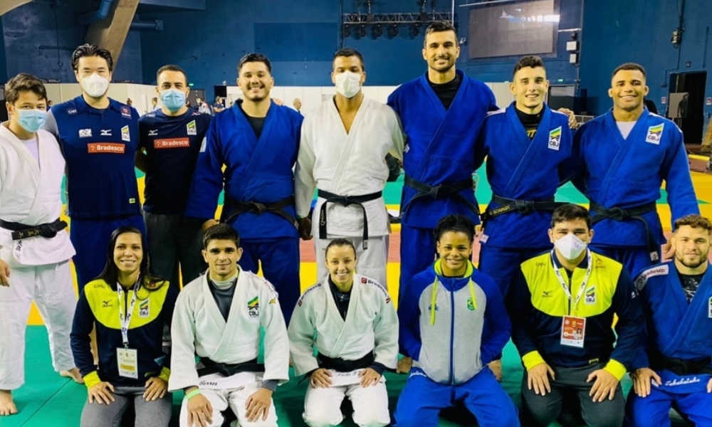 Grand Slam de judô de Paris: brasileiros conhecem primeiros adversários
