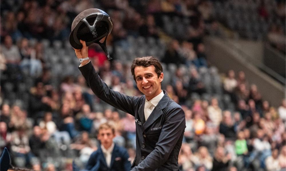 Marlon Zanotelli é campeão em Concurso 5 estrelas na Noruega