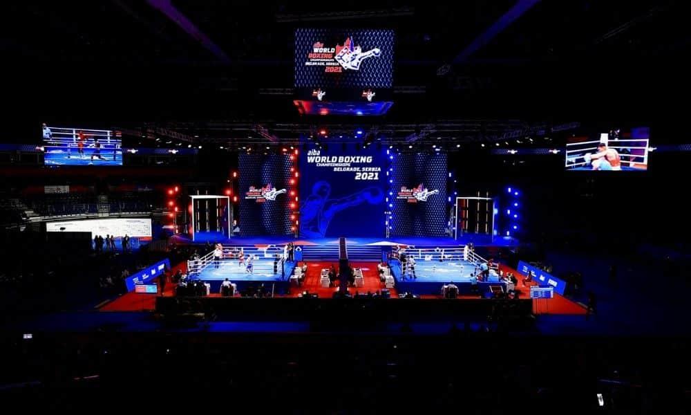 ao vivo mundial de boxe 2021