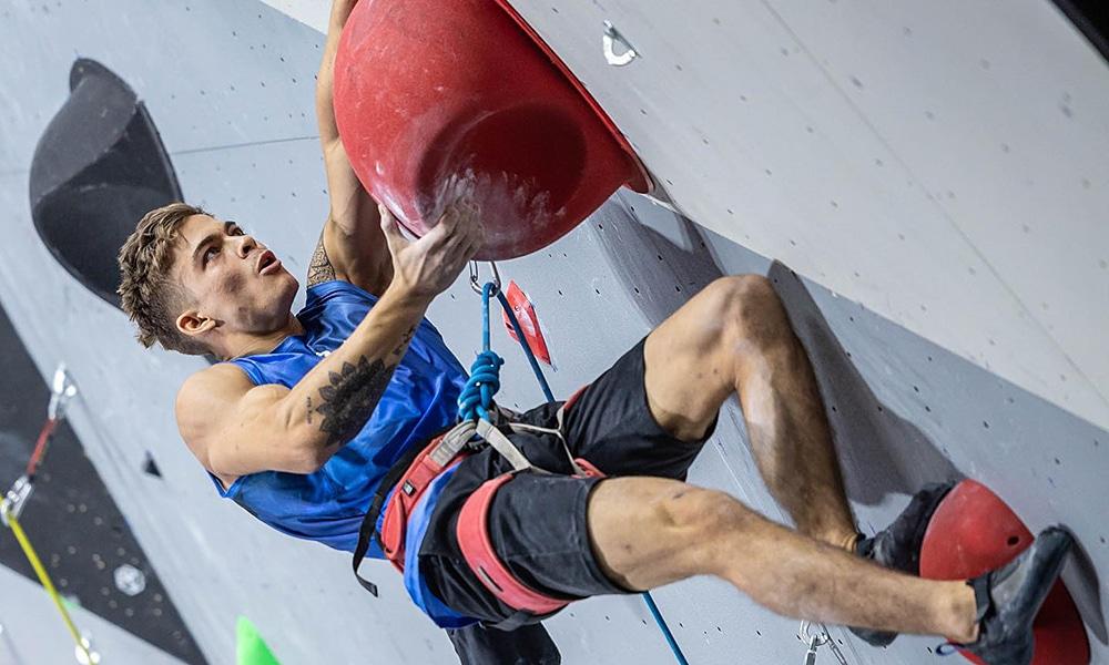 Felipe Ho Bianca Castro Velocidade Brasileiro escalada