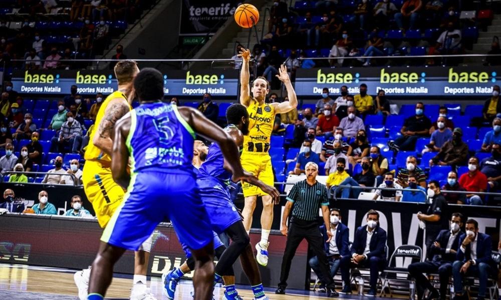 Marcelinho Huertas Tenerife Champions