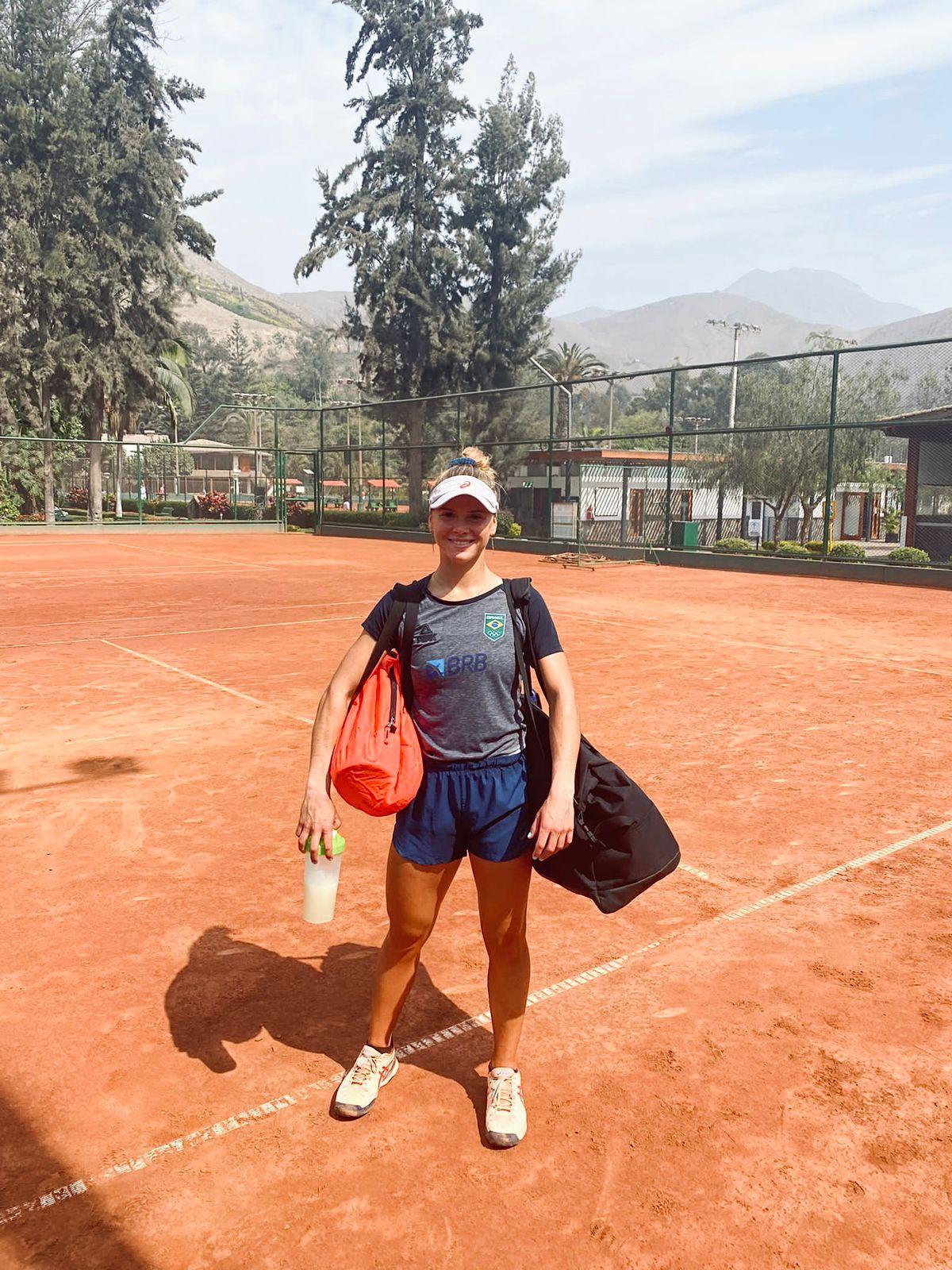 Laura Pigossi - ITF Lima