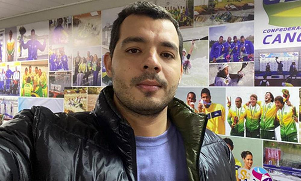 Rafael Girotto presidente da Confederação Brasileira de Canoagem