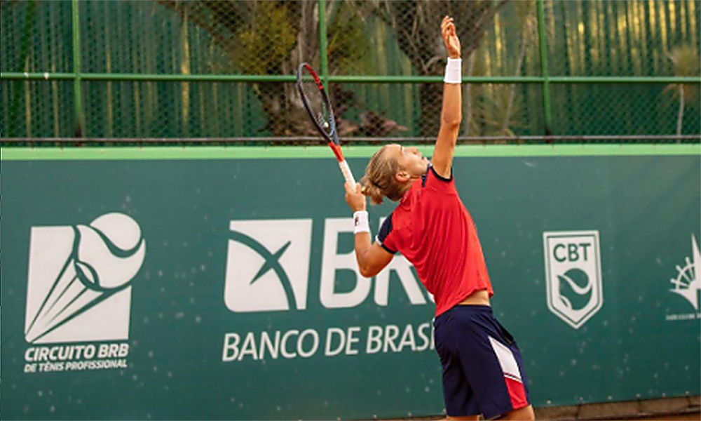 Rafael Matos tênis Challenger de Santiago