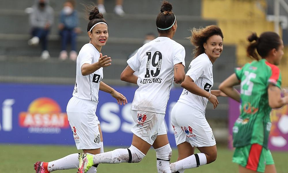 Santos Pinda Campeonato Paulista feminino de futebol feminino Realidade jovem